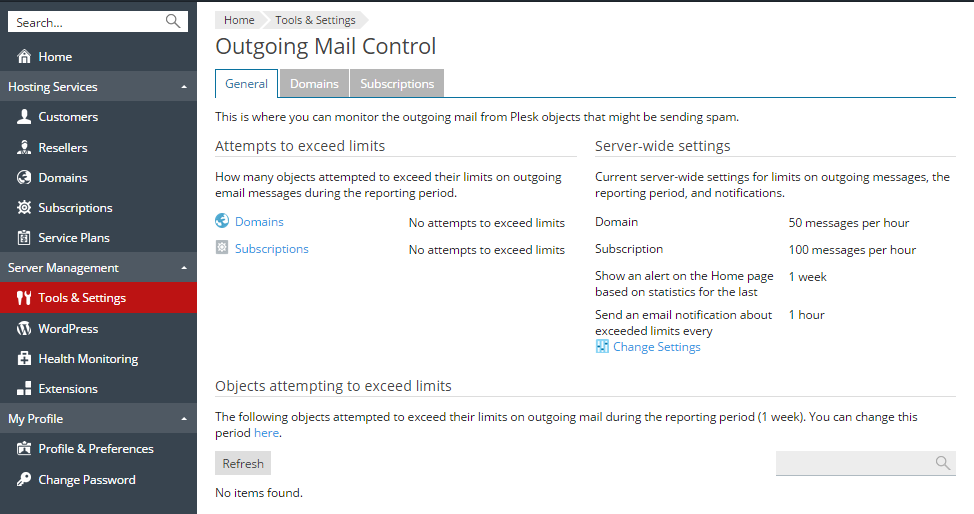 Outgoing_Mail_control