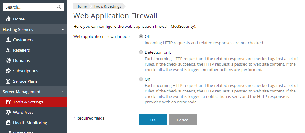Web_Application_Firewall