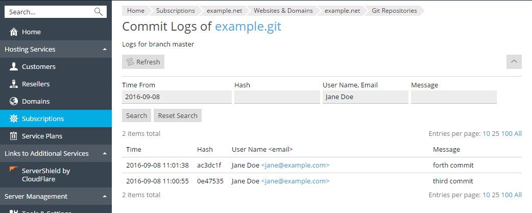 image-Git-Commit-Logs-filter