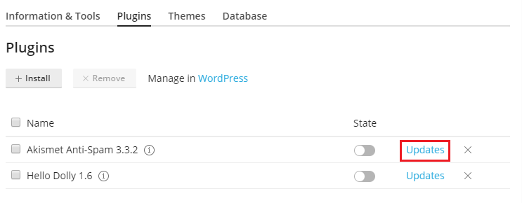 WordPress Toolkit