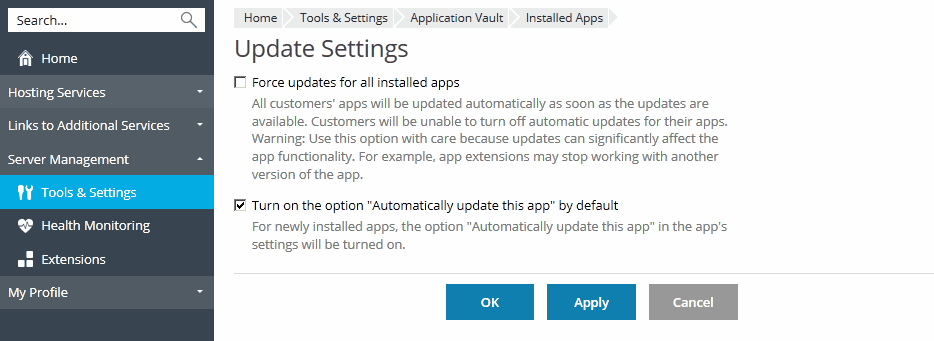 App_Update_Settings