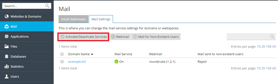 Using External Mail Servers (such as Gmail)