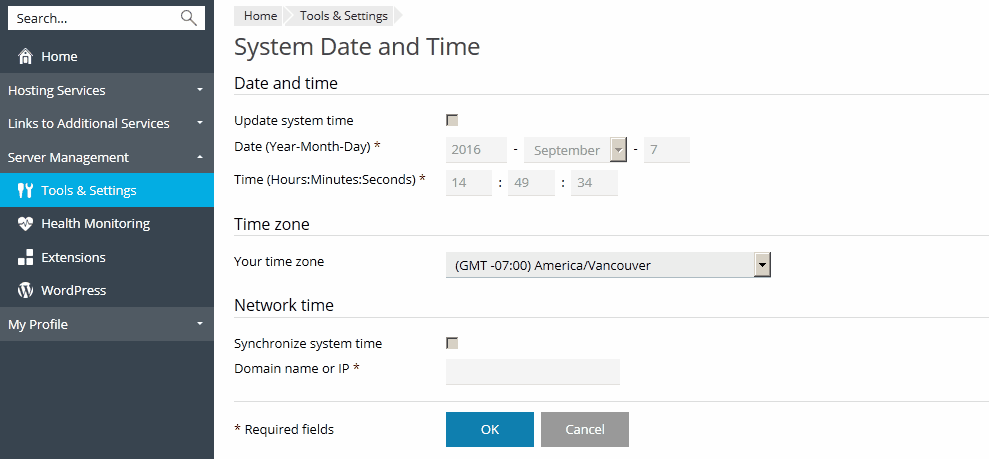 System_Date_Time
