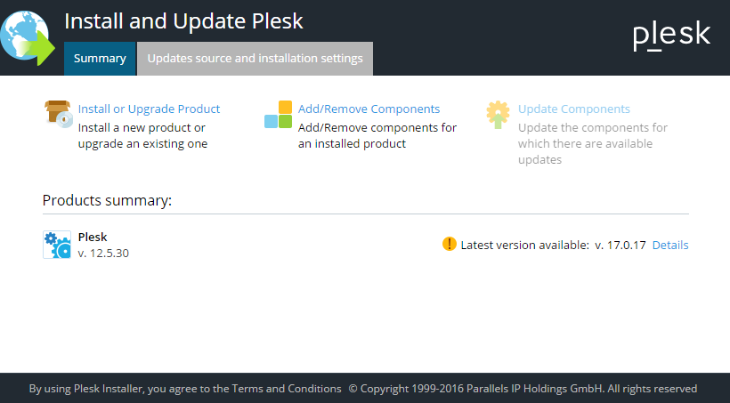 upgrading_plesk_using_admin_gui_1