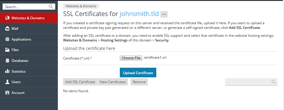 SSL_certificate_upload