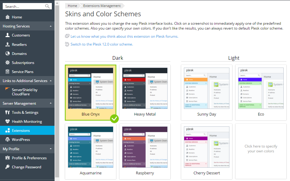 Skins_Color_Schemes